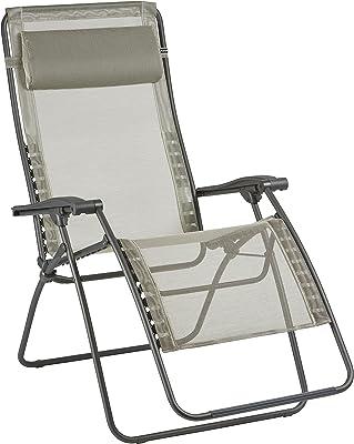 Amazon.de: Lafuma Relax-Liegestuhl, Klappbar und verstellbar ...