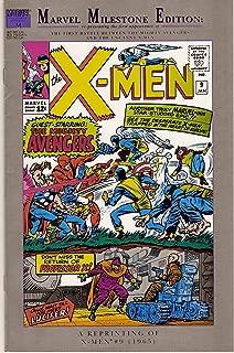 Marvel Milestone Edition: X-Men #9