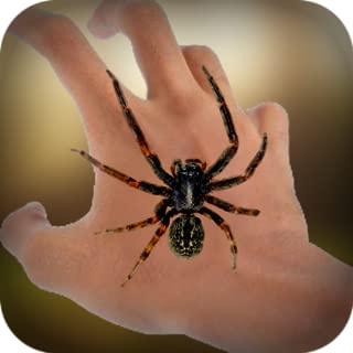 spider phone app prank