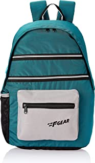 F Gear Inherent Marine Blue 22 Ltrs Casual Backpack (3667), one size