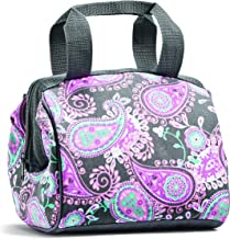 Fit and Fresh 902FFST808 Charlotte Insulated Lunch Bag for Women, 9