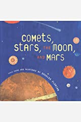 Comets, Stars, the Moon, and Mars: Space Poems and Paintings Kindle Edition