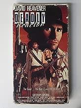 Deadly Reactor VHS