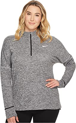 Nike - Therma Sphere Element Running Top (Size 1X-3X)