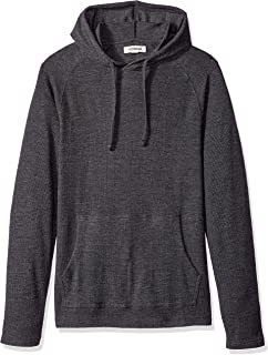 Amazon Brand - Goodthreads Men's Long-Sleeve Slub Thermal Pullover Hoodie