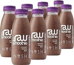 Nosh Detox aE The Raw SmoothieaE aE 8 x 250ml Restore Rebuild Coconut Banana Acai Sugar Free-Freshly Made Smoothie Detox Drink to Help Weight Loss Estimated Price : £ 32,99