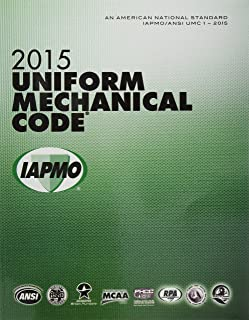 2015 Uniform Mechanical Code Soft Cover w/Tabs
