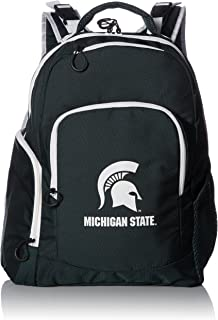 Lil Fan Collegiate Diaper Backpack Collection, Michigan State Spartans