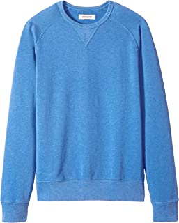Amazon Brand - Goodthreads Men's Crewneck Fleece Sweatshirt Sweatshirt