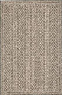 Mohawk Home Dots Impressions Chestnut Durable Door Mat, 3'X4', Tan