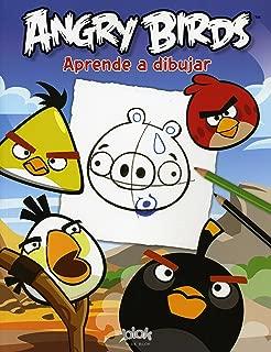 Angry Birds. Aprende a dibujar (Spanish Edition)