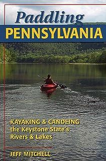 کتاب Stackpole Paddling کتاب راهنمای پنسیلوانیا