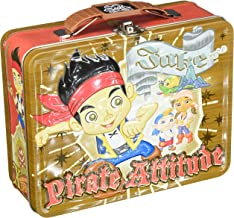 Jake and the Never Land Pirates Large Tin Carry-All [Pirate Attitude]