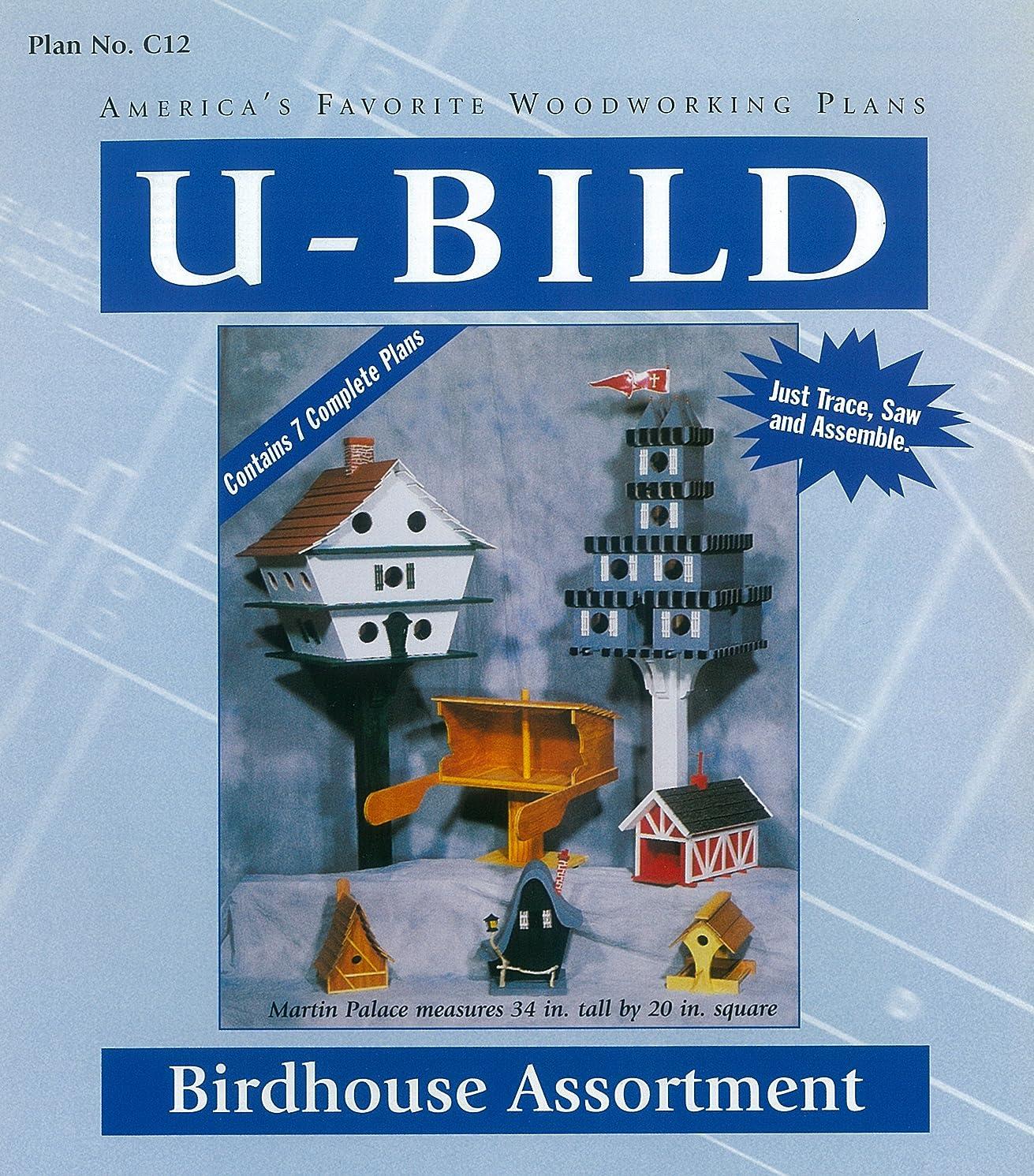 U-Bild C12 Birdhouse Assortment Project Plan