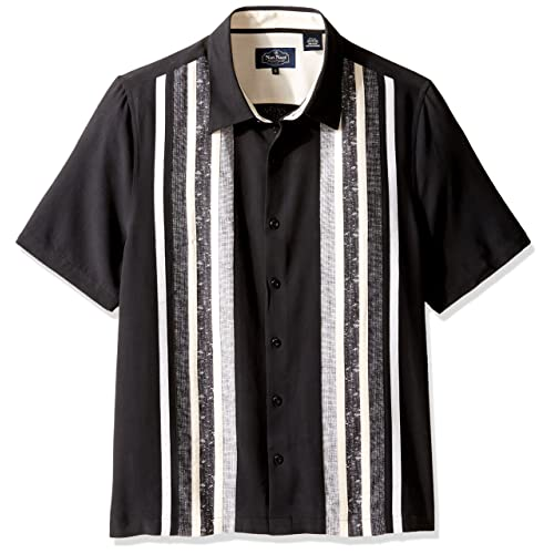 891f63a2 Nat Nast Men's Novelty Traditional Fit Short Sleeve Shirt
