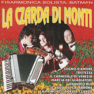 La Czarda Di Monti (Fisarmonica Solista)