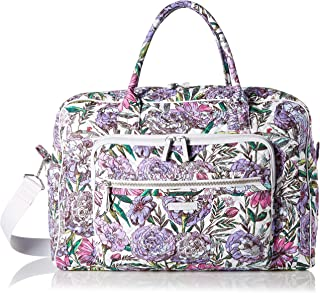 Vera Bradley womens Iconic Weekender Travel Bag, Signature Cotton