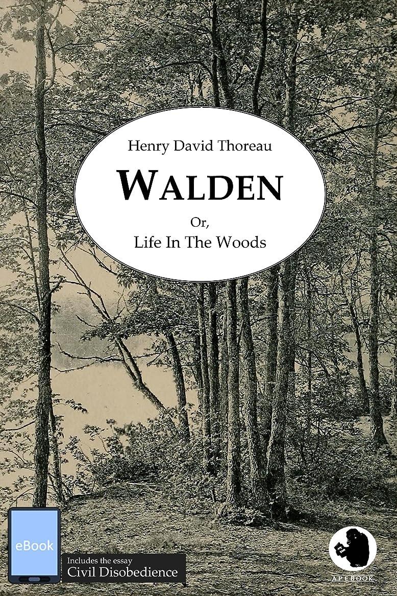 写真やろう座標Walden: or, Life In The Woods (ApeBook Classics 17) (English Edition)