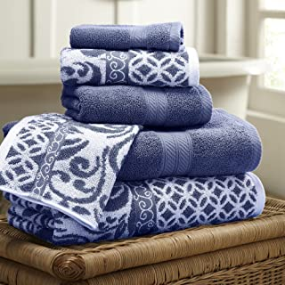 Best blue decorative towels Reviews