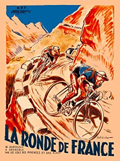 Best french cycling poster Reviews