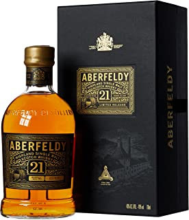 Aberfeldy 21 Years Old Highland Single Malt Scotch Whisky Limited Release 40% Vol. 0,7 l  GB