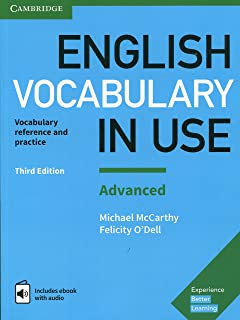 English Vocabulary in Use: Advanced Book with Answers and Enhanced eBook 3rd Edition
