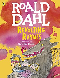 Revolting Rhymes (Colour Edition) (English Edition)