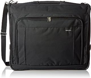 DELSEY Paris Helium Deluxe Garment Cover, Black (Black) - 45858