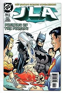 JLA Justice League of America #76 (DC, 2003) FN/VF