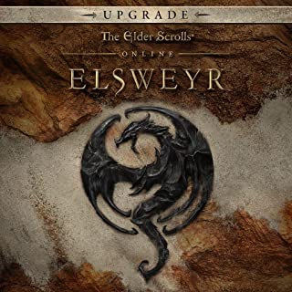 THE ELDER SCROLLS ONLINE: TAMRIEL UNLIMITED:  ELSWEYR UPGRADE - [PS4 Digital Code]