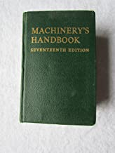 Machinery's Handbook - 17th edition