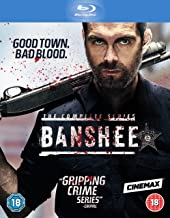 Banshee - Season 1-4 2016 Region Free