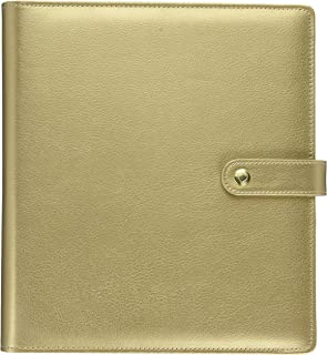 me & my BIG ideas  CODL-09 Create 365 The Happy Planner Big Deluxe Cover, Gold