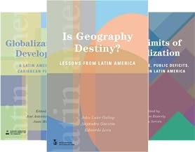 Latin American Development Forum (40 Book Series)