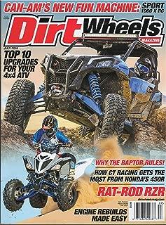 Dirt Wheels Magazine July 2019