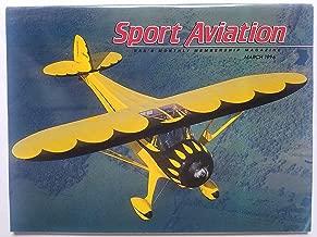 Sport Aviation Magazine Vol 43 No 3 March 1996