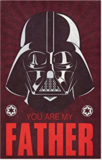 American Greetings Birthday Card for Dad (Star Wars, Darth Vader)