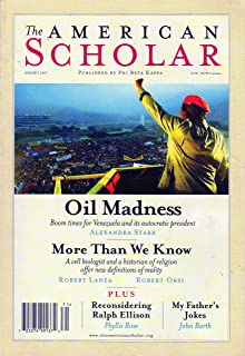 The American Scholar (Spring 2007) Volume 76, No. 2