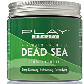 Dead Sea Mud Mask - Cleanse, Purify, and Exfoliate Skin - Facial Mask Rejuvenates For Healthy Skin and Complexion - Acne, ...