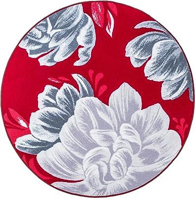 Vallila Leiden Rug Ø 133 cm red, 133