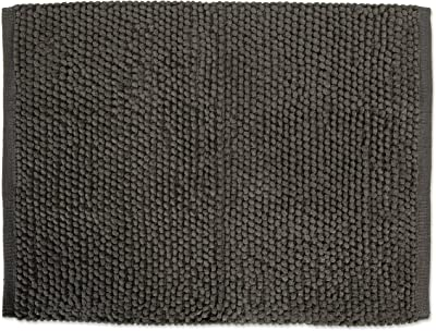 DII Provence Bath Collection, Rug, Dark Gray