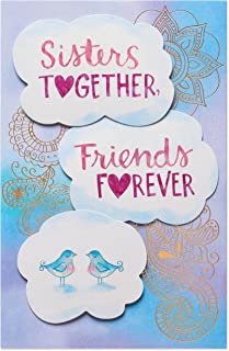American Greetings Mother's Day Card for Sister (Sisters Together)