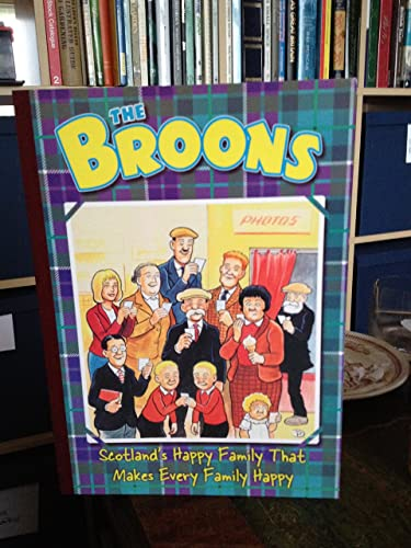 Books By Dudley Watkins_the Broons 1994_0851165710_fr - Dudley ...