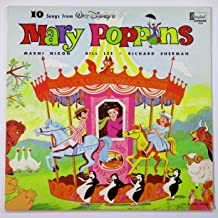 10 Songs From Walt Disney's Mary Poppins