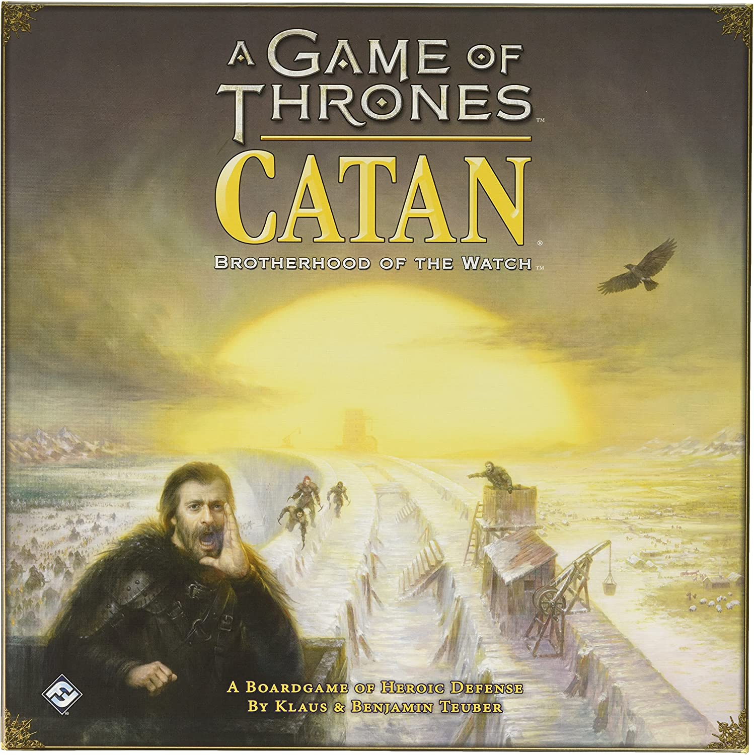 Catan Games of Thrones CN3015 Bredherhood of the Watch