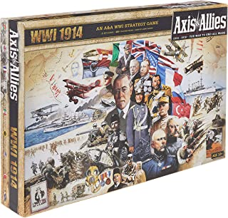 Axis and Allies WWI 1914 - Juego de Mesa