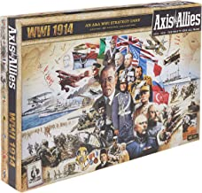 Best Axis and Allies 1914 World War I Board Game Review