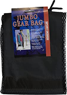 Jumbo Mesh Beach Gear Body Board Carrying Bag 24 by 45 Inch Capacity