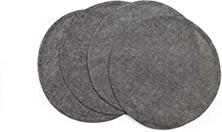 Best round slate table mats Reviews