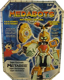 MEDABOTS - Super Electronic Metabee Figure